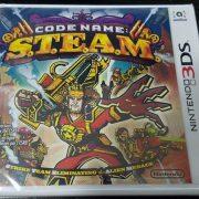 code name steam nintendo 3ds
