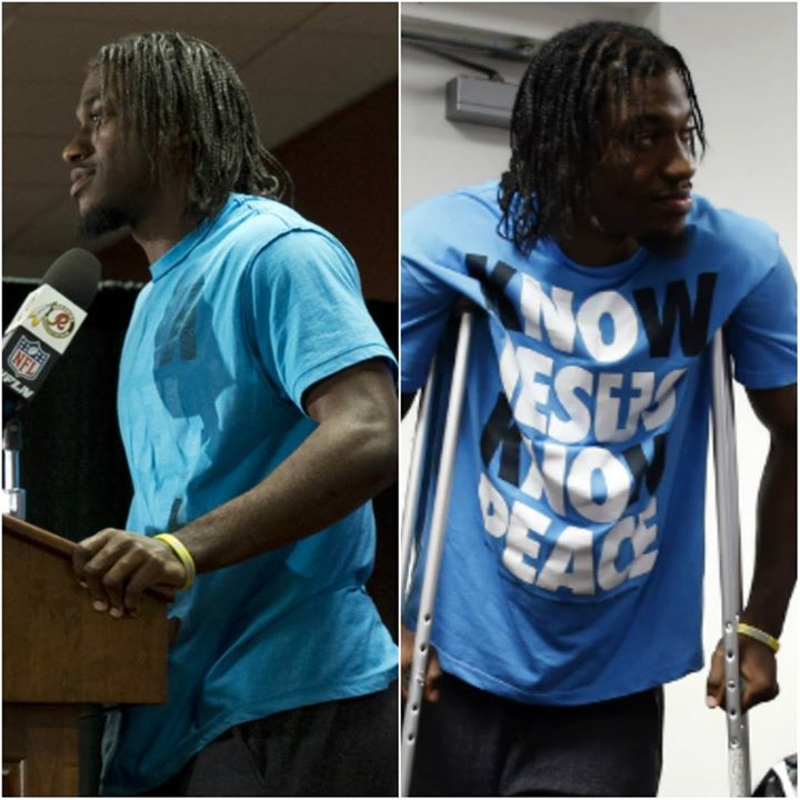 RG3, false persecution, and Christianity