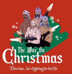 Kirk Cameron, Chuck Norris, and War on Christmas