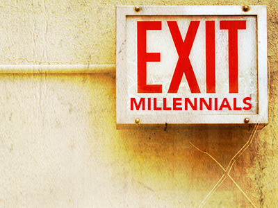 #1 reason why churches have lost millennials