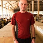 Travelmate Backpacker Market Laos Cyclist