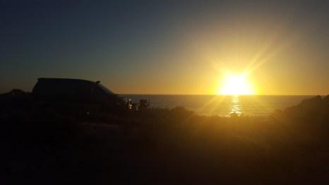 Wilbinga sunset