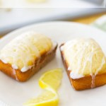 Iced Lemon Tea Cake