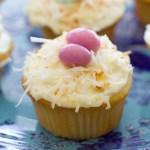 Coconut Cupcakes   A Latte Food