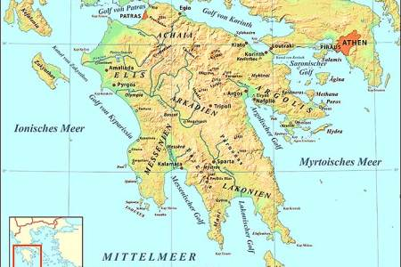 Map Of The Pindus Mountains - 1836 maps us