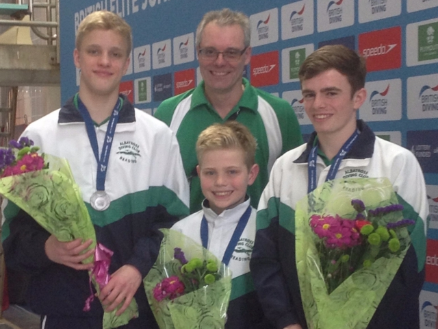 British Elite Junior Diving Championships