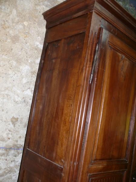 Armoire Louis 16 Armoire Noyer Antiquaire Restaurateur