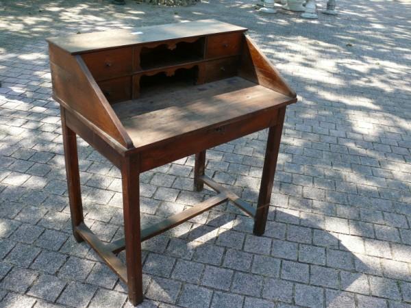 Bureau ch ne meuble ancien albert antiquit for Meuble bureau toulouse