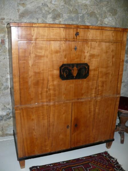 Secr taire bureau antiquaire restaurateur albert for Antiquaire lille meuble