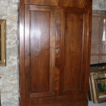 Armoire Louis-Philippe