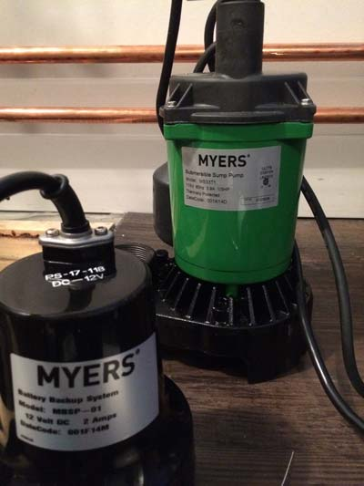 Myers-Submersible-Sump-Pump