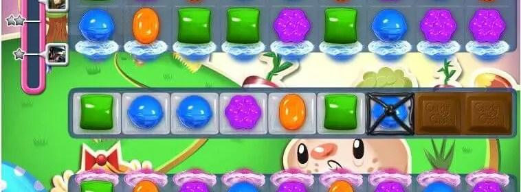 【APP遊戲】Candy Crush Saga(讓你擁有無限愛心玩到過關為止)