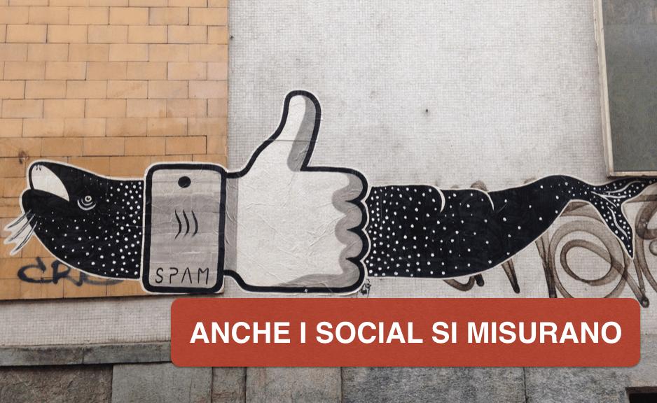 Giornalismo social e metriche