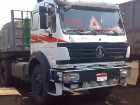 سيارات النقل الثقيل