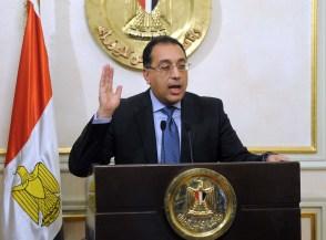 مصطفى مدبولى وزير الإسكان والتعمير