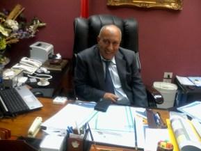 رئيس جهاز مدينة بدر