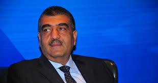 أشرف الشرقاوى وزير قطاع الأعمال