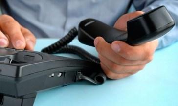 خطوط التليفون الثابت