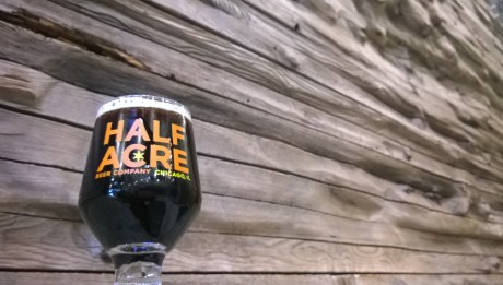 Half Acre black saison