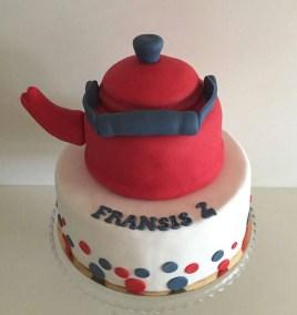 tort czajnik