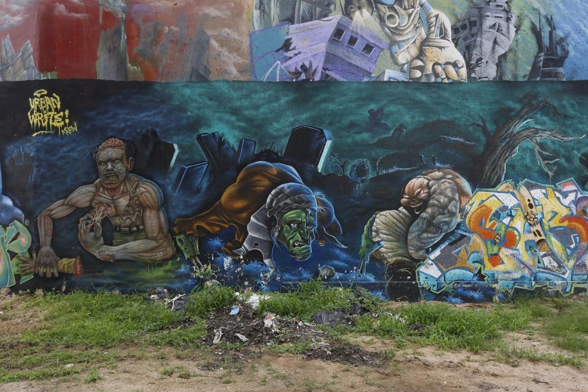 El arte urbano de Tuxtla Gutiérrez