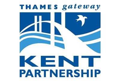 Thames Gateway Kent Partnership logo