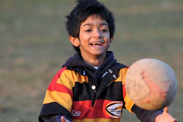 Hamstreet School rugby