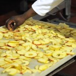 Hand picked, Apple Crisps