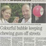 Kent Business, Gumdrop launch