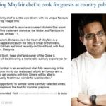 Press coverage, Atul Kochhar