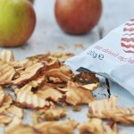 sweet apple crisps