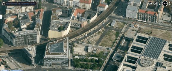 Berlin Stadtbahn aerial from Bing Maps.