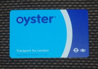 Oyster Card. CC image from David King.