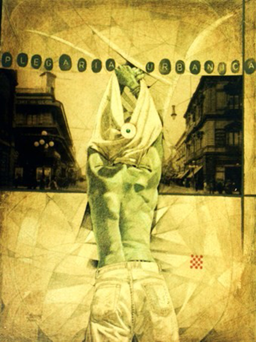 Plegaria urbana - Alex Cuchilla - El Salvador