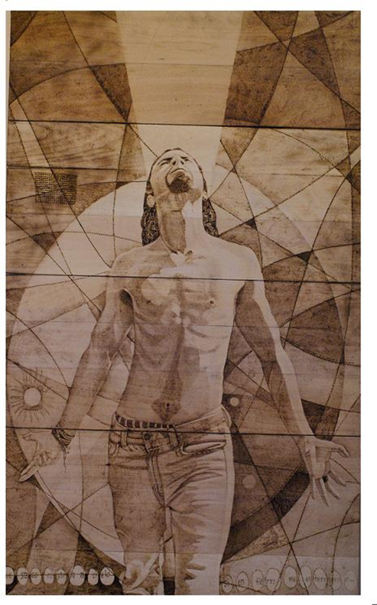 El gran irreverente - Alex Cuchilla - El Salvador
