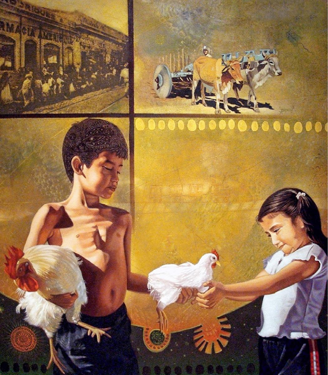 Día de la recolecta - Alex Cuchilla - El Salvador