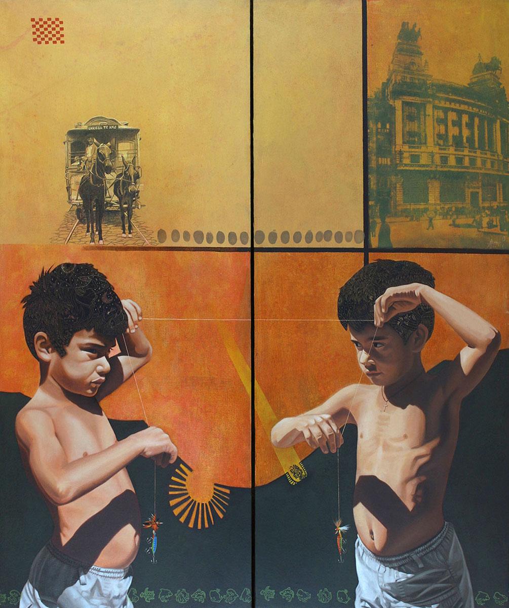 El Recolector - Alex Cuchilla - El Salvador