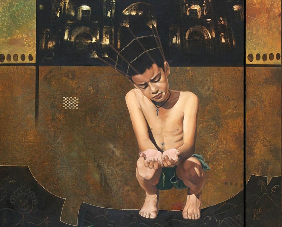 El Rey solo - Alex Cuchilla - El Salvador