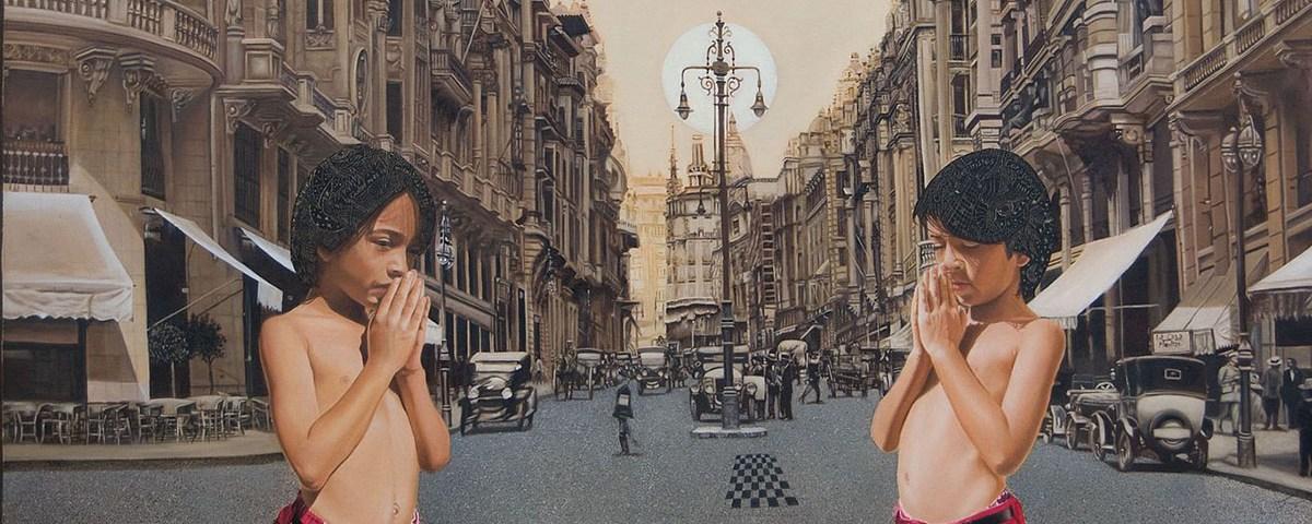 Oración de asfalto - Alex Cuchilla - El Salvador