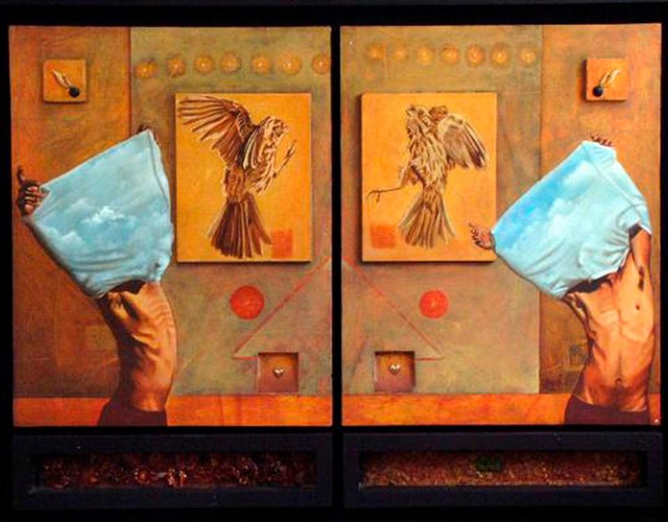 Pajaros 1 - Alex Cuchilla - El Salvador