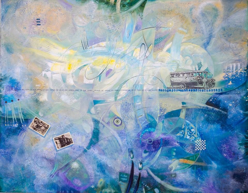 Peces de ciudad 3 - Alex Cuchilla - El Salvador