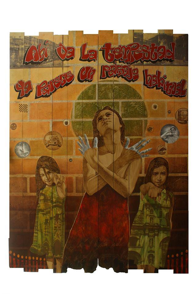 Tu ángel de fuego - Alex Cuchilla - El Salvador