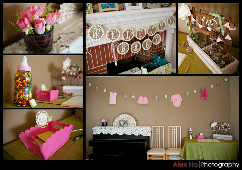 decore Baby Shower Decoration