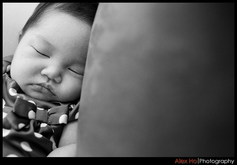 baby sleeping Newborn Baby Riley Portraits