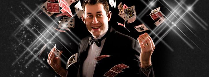 Magician  Nottingham, Wedding Magician