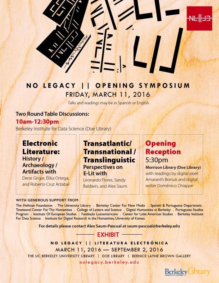 No.LEGACY_Symposium flyer