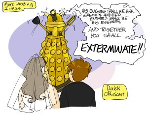 103---Dalek-Wedding