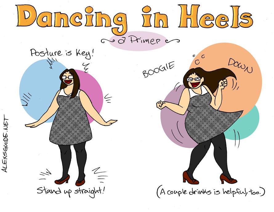 Dancing in Heels