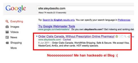 Pharma Hack - Seguridad en WordPress