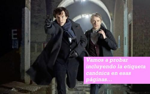 SEO Sherlock Holmes: Prueba